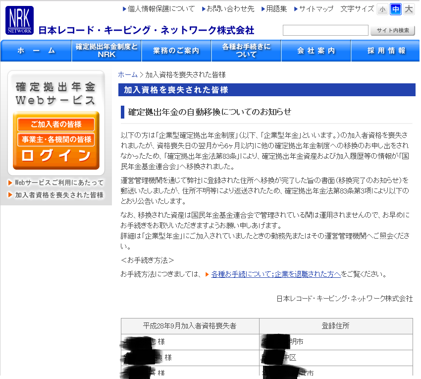 レコード ネットワーク 日本 キーピング