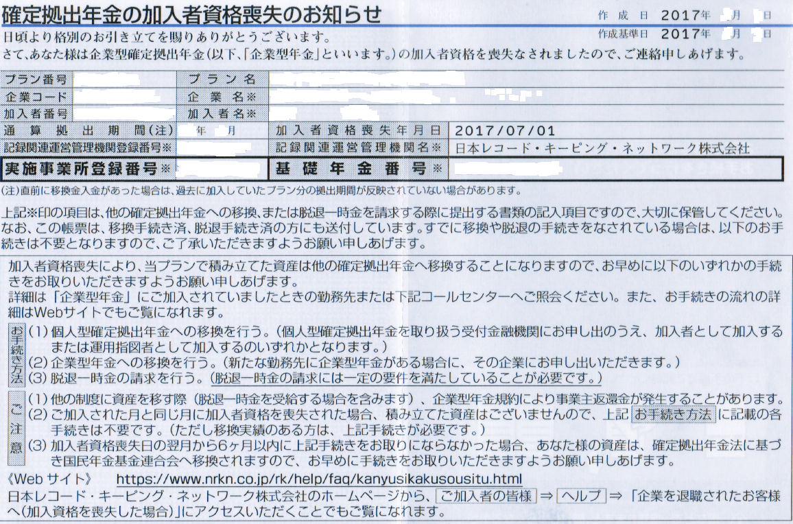 日本 レコード キーピング ネットワーク