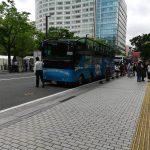 福岡旅行記1日目 〜 博多でオープントップバス