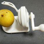 アップルピラーで梨の皮むきが捗りすぎる