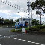 富浜緑地でサイクリング