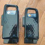電動アシスト自転車のバッテリーを大容量に交換